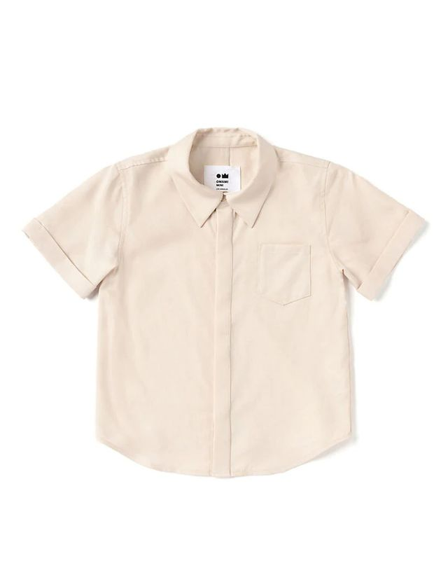 Boys Button Up Shirt