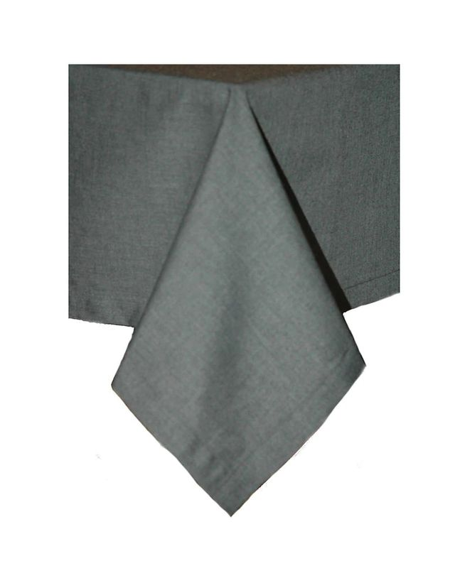 Tablecloths And Napkins Shadow Grey