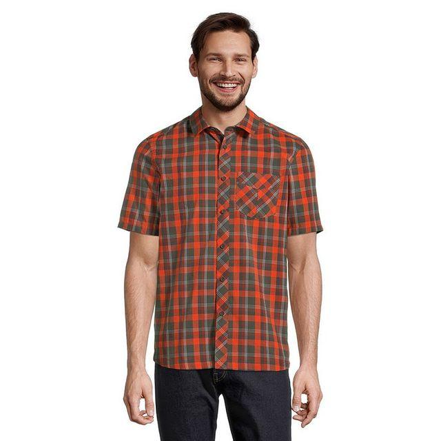 McKINLEY Men's Arcco Plaid T Shirt