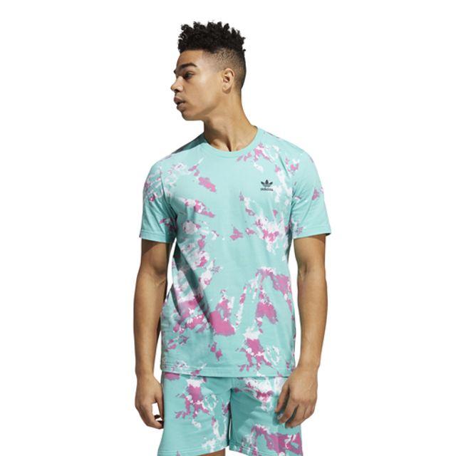 Mens Essential Tie Dye T-Shirt -